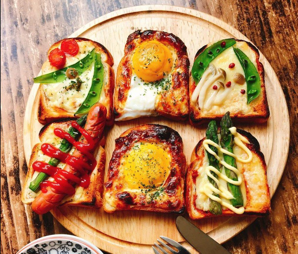 10分で!食パンで「ドテマヨトースト」