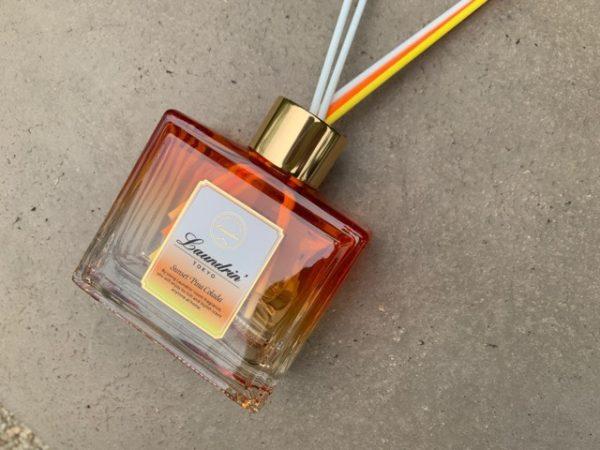 ランドリン ルームディフューザー サンセットピニャコラーダの香り