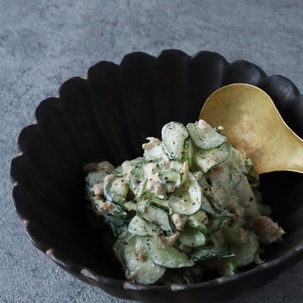 味付けが簡単!サンドイッチにも使える万能レシピ「きゅうりとツナのマヨサラダ」 byタラゴン(奥津純子)さん