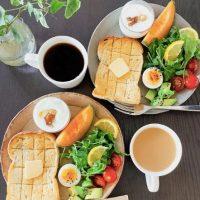 管理栄養士でアスリート♪バランス重視な私の「ワンプレート朝食」