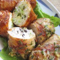 お弁当のマンネリ解消!「お肉」が具材のおにぎりレシピ5選