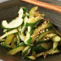 きゅうりや鶏胸肉…相性バツグン!簡単「梅干し」作り置きレシピ5選