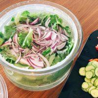 低糖質ダイエット朝食に役立つ!「作り置きグリーンサラダ」のすすめ