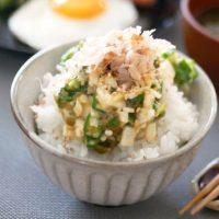 朝食で熱中症を予防!簡単「ぶっかけご飯」レシピ5選