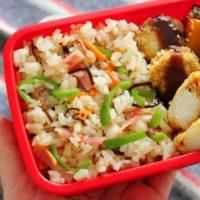 おかずもご飯もおまかせ!簡単「塩昆布」お弁当レシピ3選