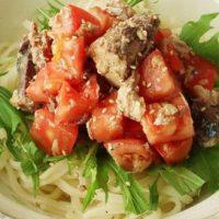 夏の朝食やブランチに食べたい!簡単「トマト×麺」レシピ5選