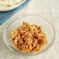 食欲をそそる!簡単「ご飯のお供」作り置きレシピ3選