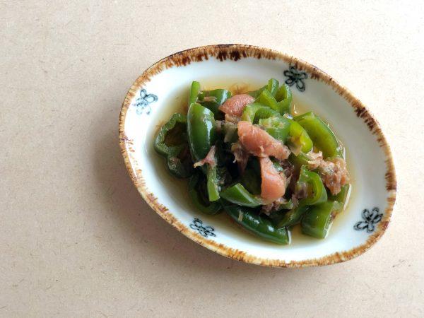 レンジで簡単!さっぱり食べられる夏の作り置き「ピーマンの梅びたし」 by料理家 齋藤菜々子さん