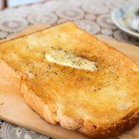 「大人のバタートースト」に変身♪身近で意外な組み合わせのアレンジ◎