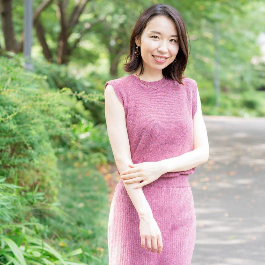 朝美人アンバサダーtamamiさん