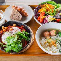 旅行気分が味わえる、贅沢朝ごはん♪渋谷「Dongxi(ドンシー)亜細亜香辛料理店」