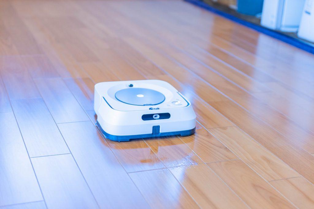 もちこさん_ロボット掃除機