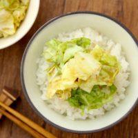 食物繊維たっぷり♪簡単「キャベツ」朝ごはんレシピ5選