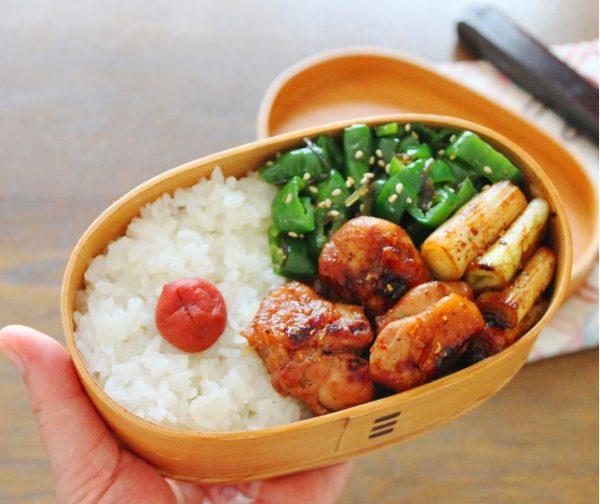 焼肉のたれで時短簡単!洗い物もラクラク「焼き鳥丼弁当」 by料理家 かめ代。さん