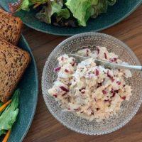 パンをもっとおいしく!ダイエット中も食べられる「低糖質ツナディップ」簡単レシピ
