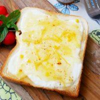 いつもの食パンで簡単!夏向き「トースト」アレンジレシピ3選