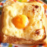一品でお腹いっぱい!時短「トースト」アレンジレシピ5選