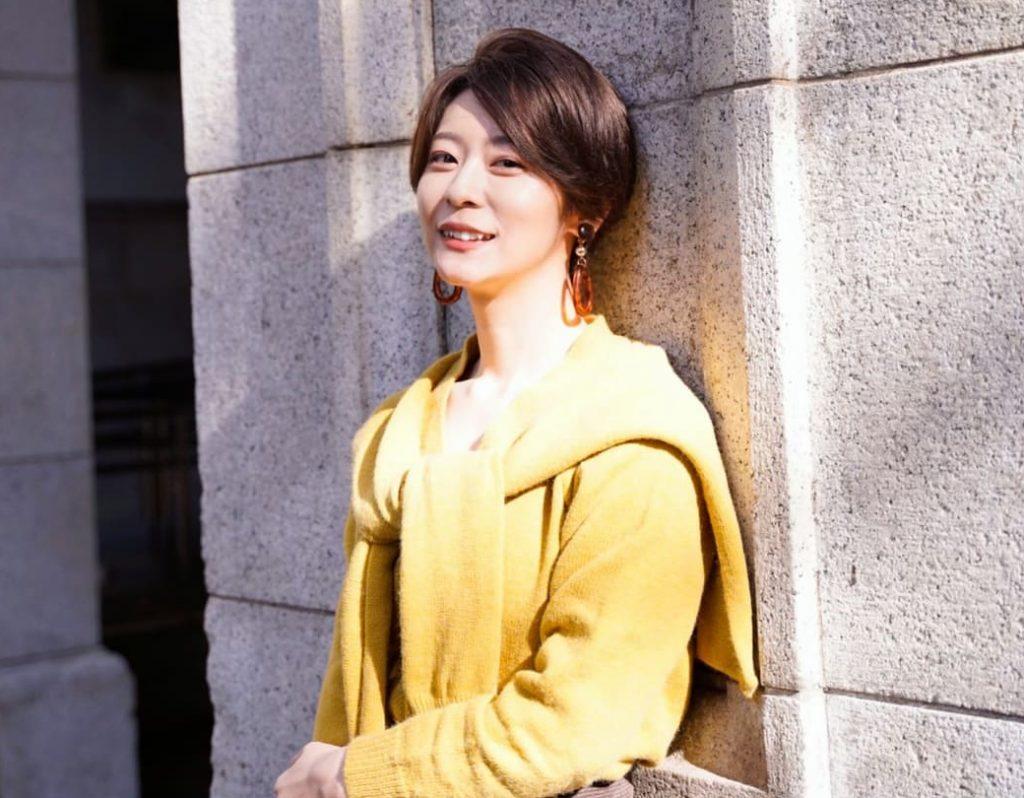 朝美人アンバサダー廣松叶子さん