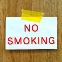 英語「quit smoking」の意味って?