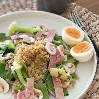 ダイエット朝ごはんにおすすめ!スーパーフード「キヌア」の調理法