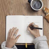 ポジティブ体質に切り替える!「朝ノート」「夜ノート」の活用法