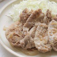 発酵調味料で簡単ヘルシー!「豚肉の発酵生姜焼き」「甘酒ピクルス」