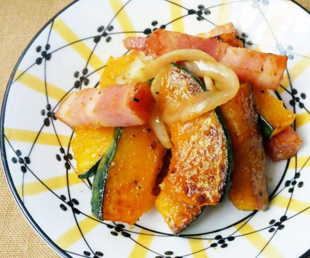 煮物よりずっと簡単!ほくほく「かぼちゃのバターソテー」 by料理家 村山瑛子さん