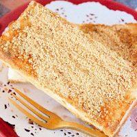 懐かしい味を再現!給食の人気者「きなこ揚げパン」風トースト♪