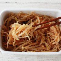 【作り置きOK】ご飯がすすむ!簡単「ナムル」レシピ3つ