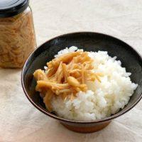 炊きたてご飯に合う!簡単「ご飯のお供」レシピ3選