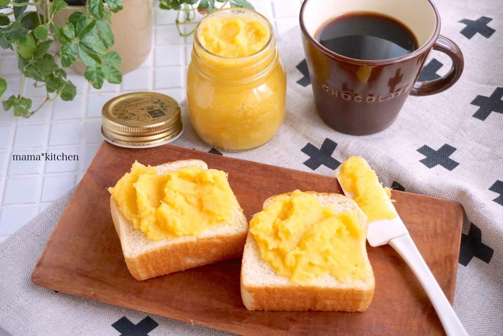 朝のパンに合う!スイートポテトみたいな「さつまいものジャム」の作り置き by フードコーディネーター Mayu*さん
