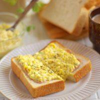 パンにのせて焼くだけ!簡単やみつきトーストレシピ3選