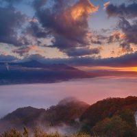 秋から冬の早朝だけ!幻想的な「雲海」を観に行ってみませんか♪