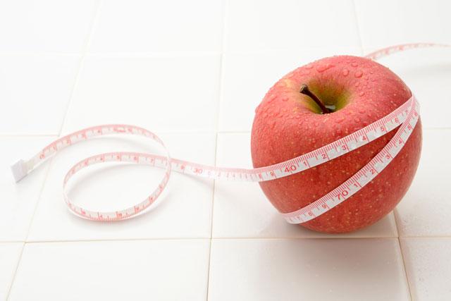 りんごとメジャー