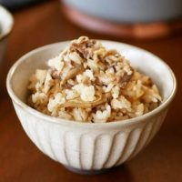 手間いらず!簡単おいしい「炊き込みご飯」朝食レシピ3つ