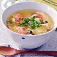 1品でお腹いっぱい!簡単「具だくさんスープ」朝食レシピ5つ