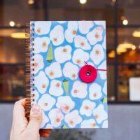 世界に1冊だけ!オーダーメイドのノートが作れるお店「カキモリ」って?