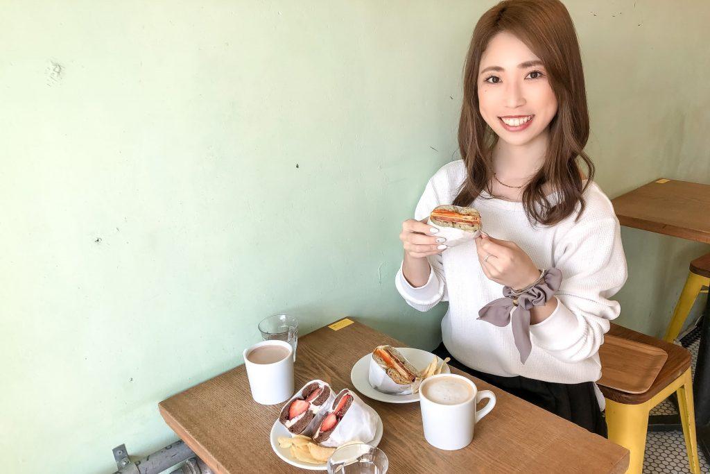 朝美人アンバサダーMisatoさん