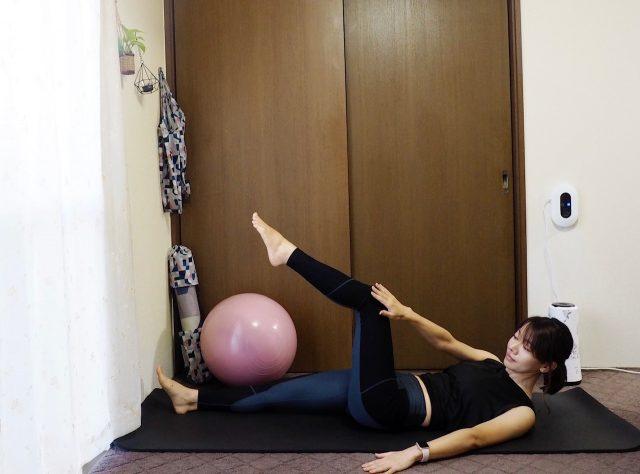 腹部引き締めトレーニング5
