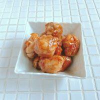調理もアレンジも簡単!「豚こまボールの甘酢照り焼き」の作り置き
