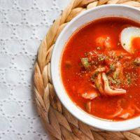 タンパク質もしっかり!私の「365日のスープ朝ごはん」のすすめVol.3