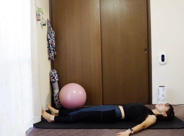 腹部引き締めトレーニング1